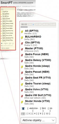 Wiki online dátumu lokalít
